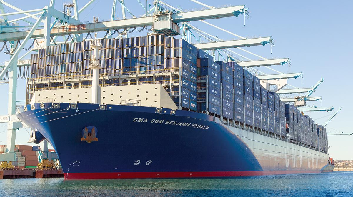 Oil Industry Starts Eradicating Ship Fuel Supply Ahead of
