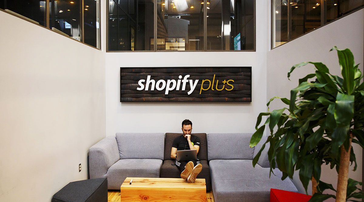 Shopify Shares Edge Higher after Q2 Beat
