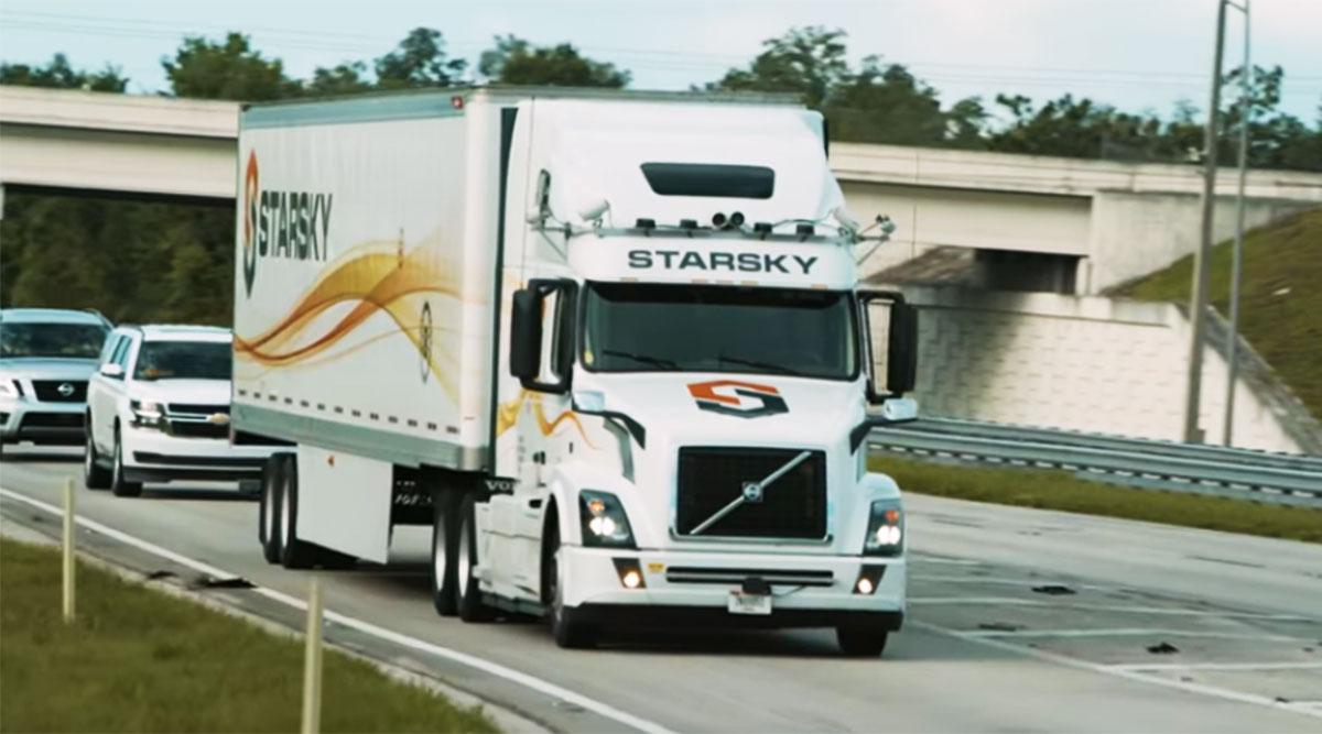 Starsky truck