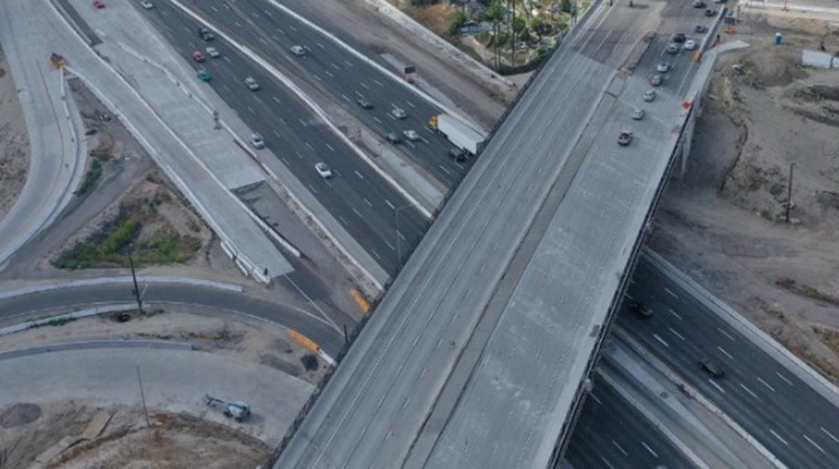 Overview of Interstate 405