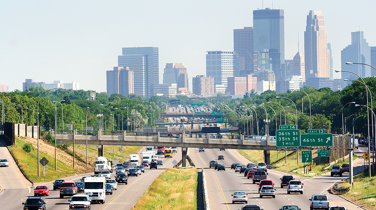 Minneapolis traffic
