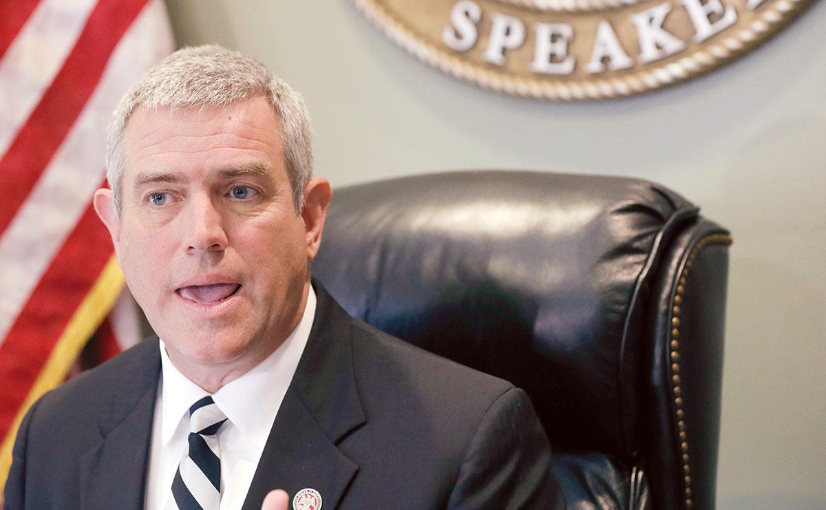 Mississippi House Speaker Philip Gunn