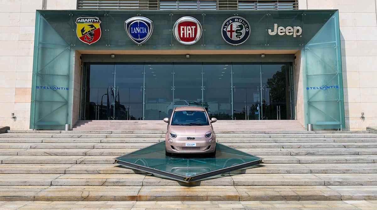 Fiat plant