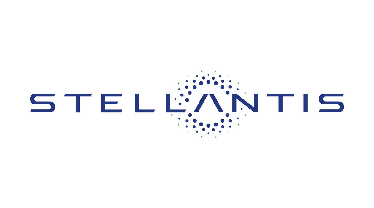 Stellantis logo.