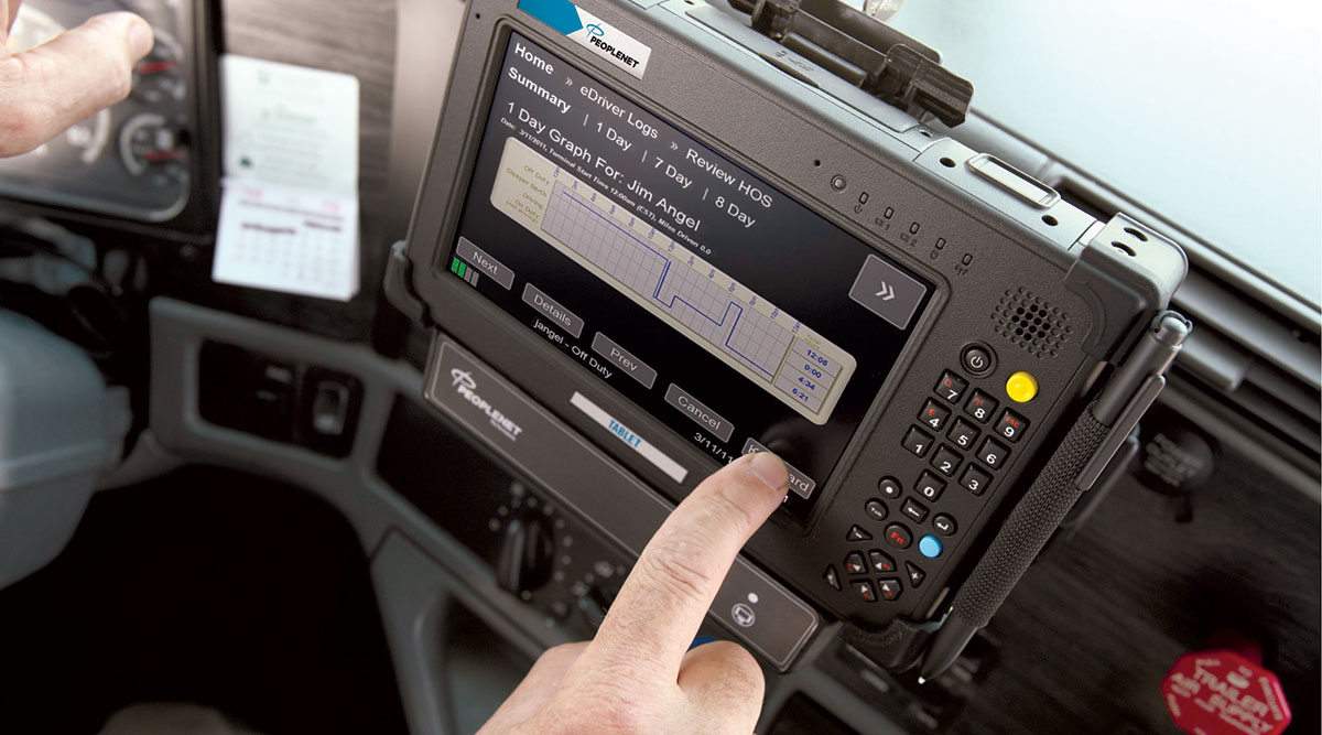 in-cab communication