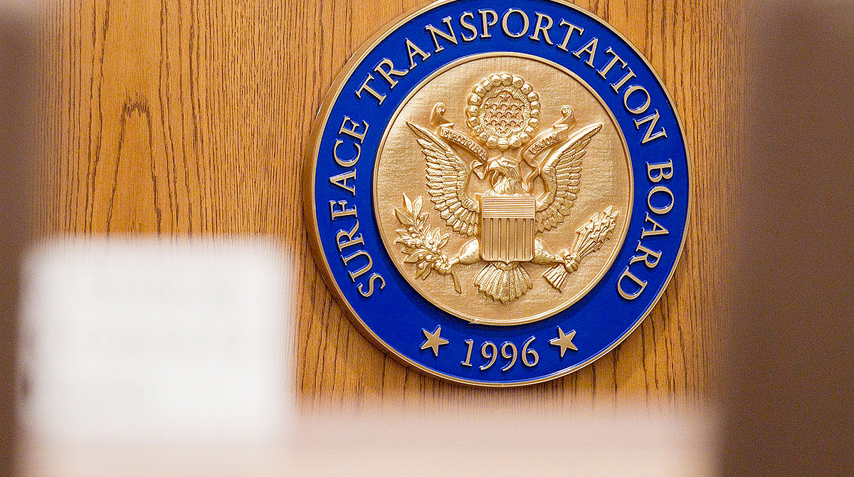 Surface Transportation Board logo