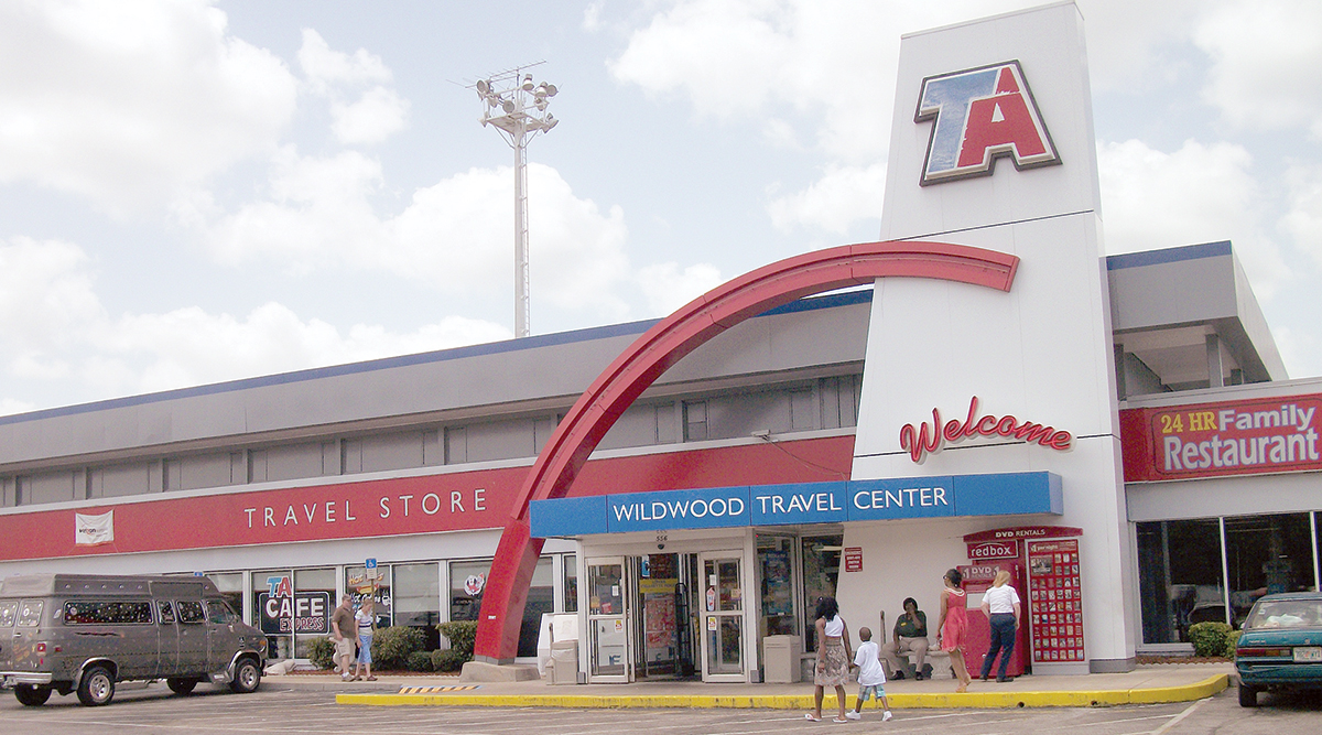 TravelCenters of America in Wildwood, Florida