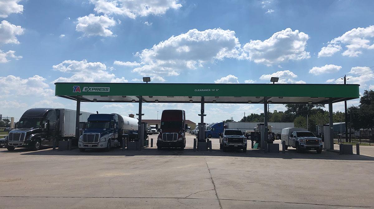 TA Express Almeda, TX