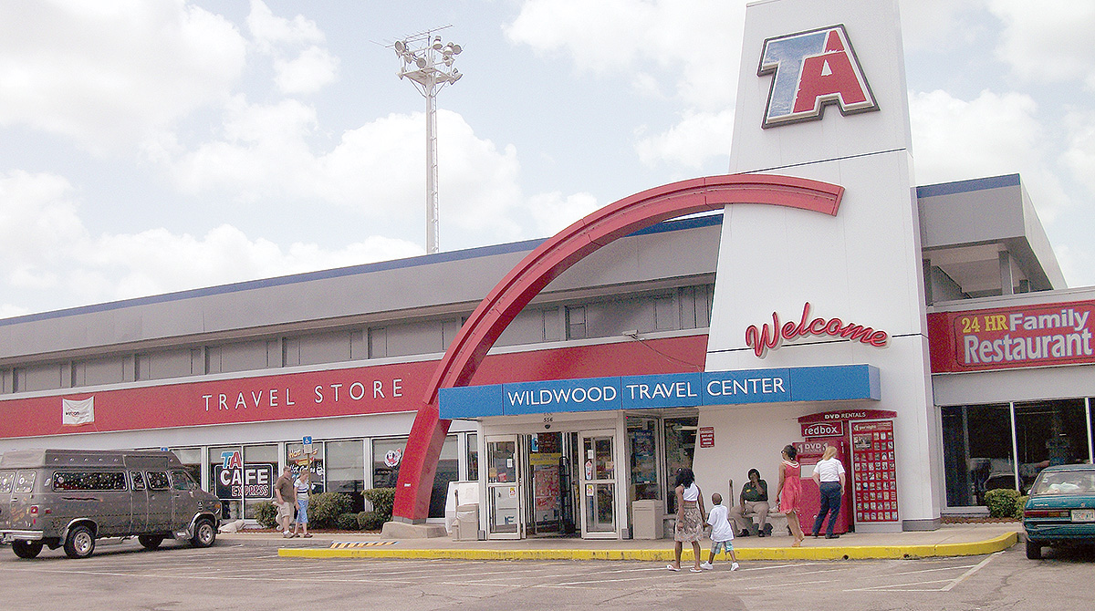 TravelCenters of America stop