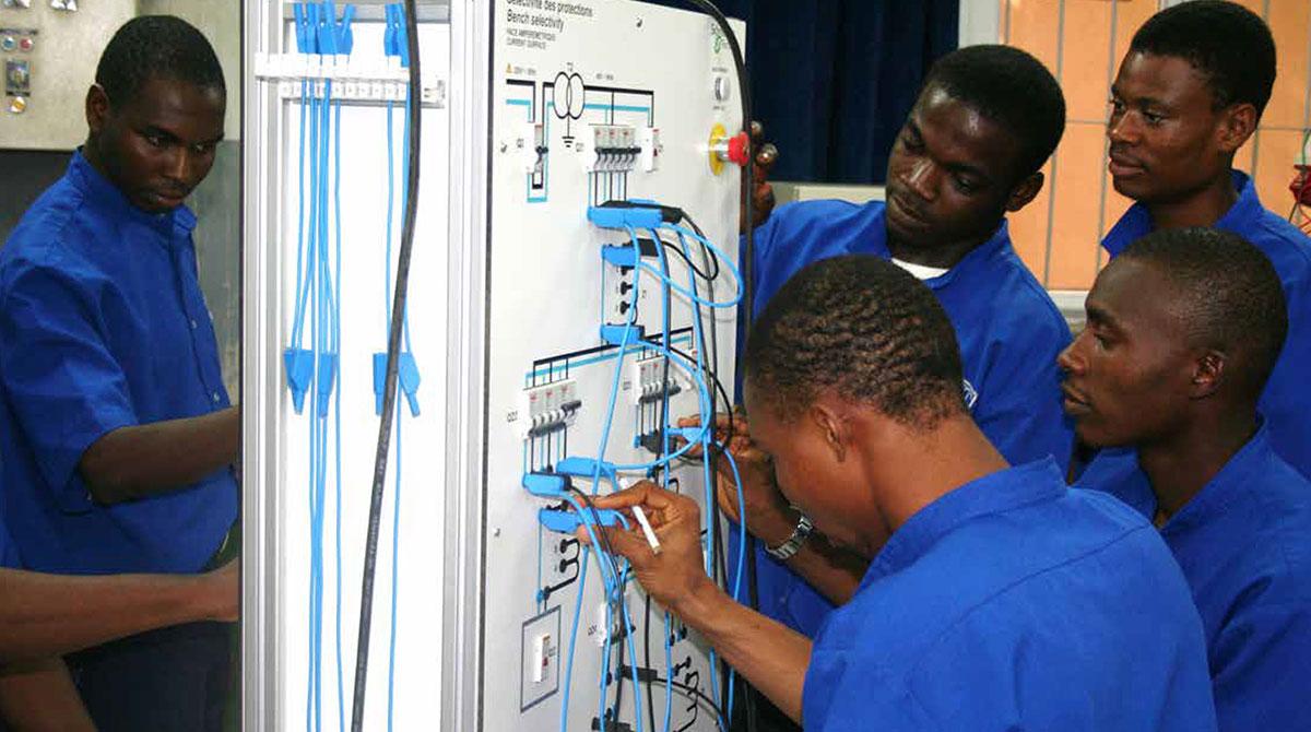 TEC students