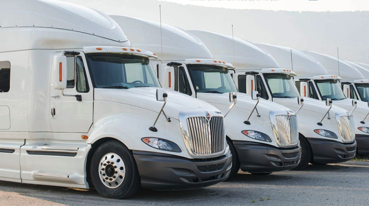 Transport Enterprise Leasing trucks