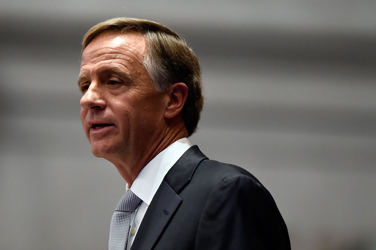 Tennessee's Haslam