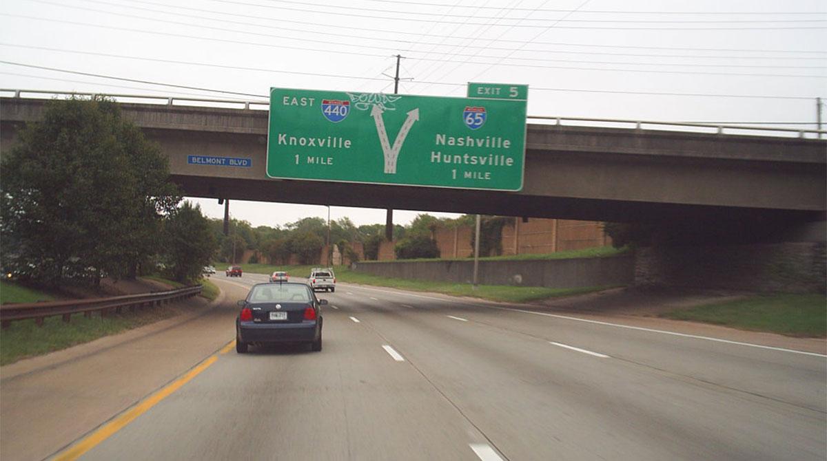 Tennessee Interstate 440