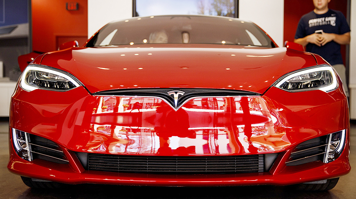 Tesla Cuts Jobs On The Road To Making An Affordable Electric Car