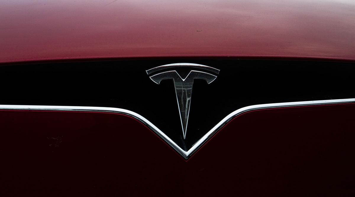 Tesla's stock is approaching bear market territory.