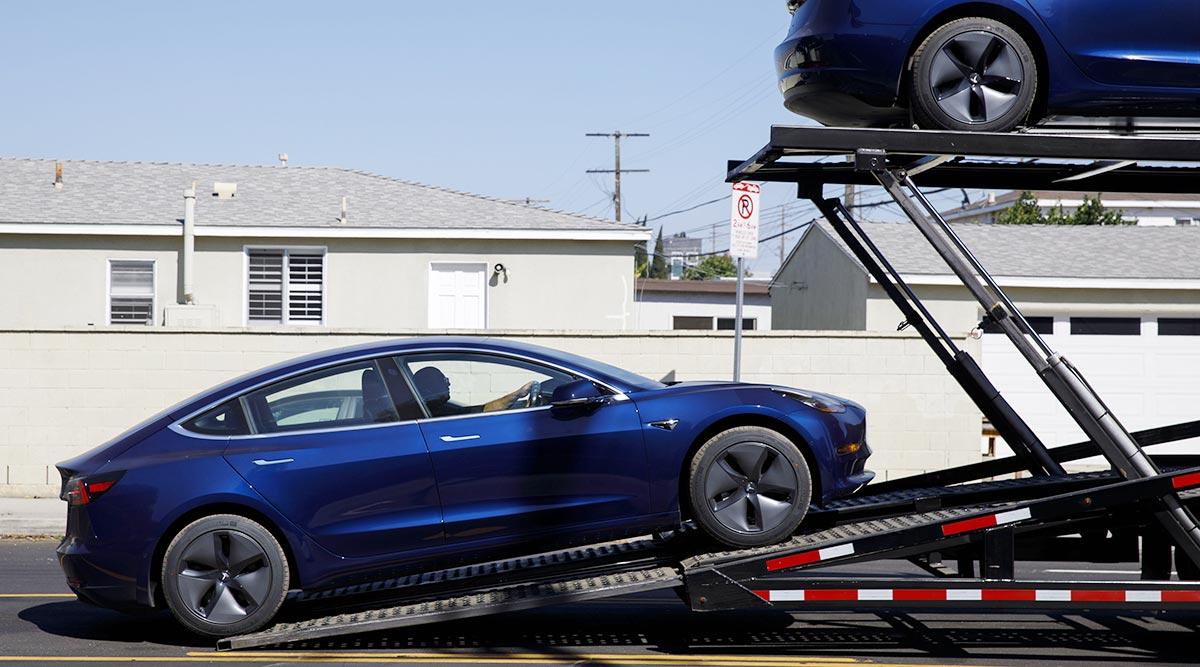 Tesla Gets Green Light To Start Delivering Model 3 In