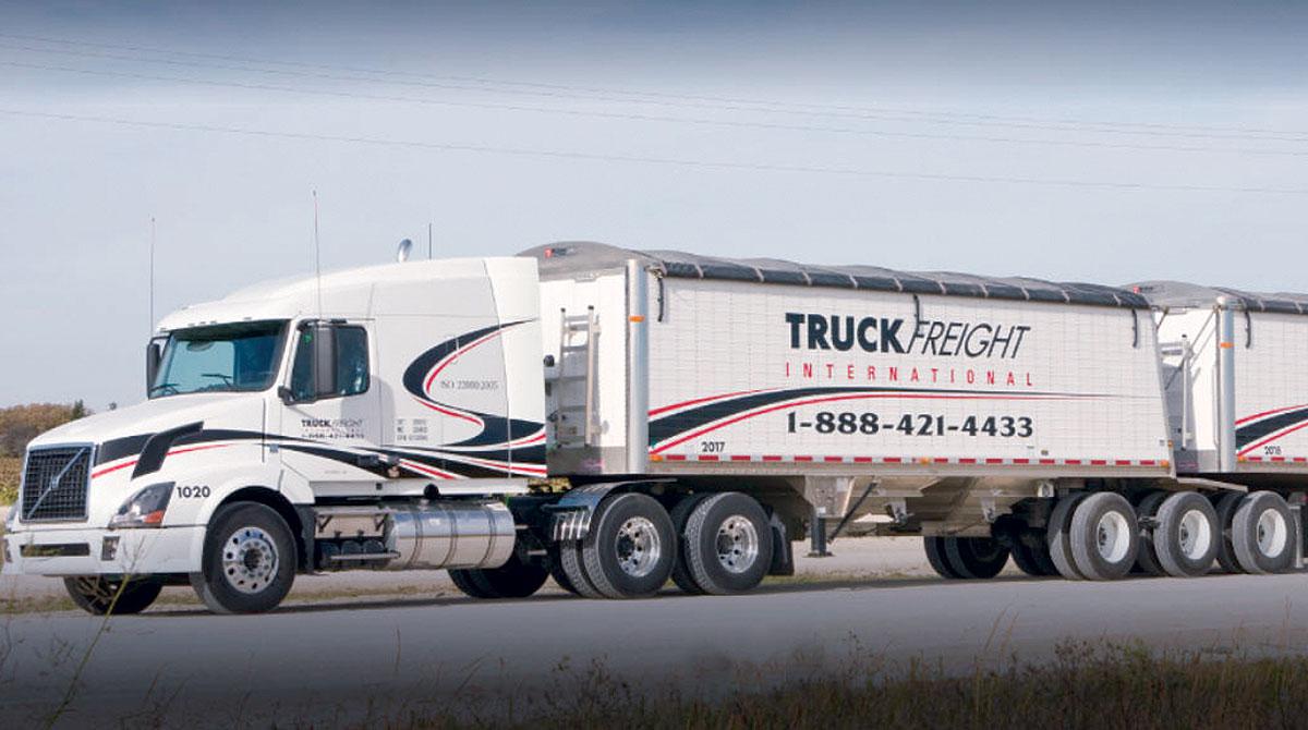 TFI International truck