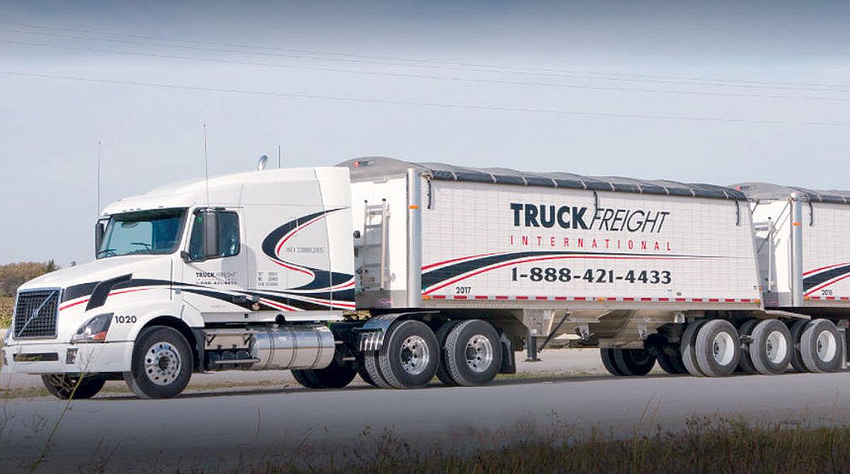 Truck Freight International
