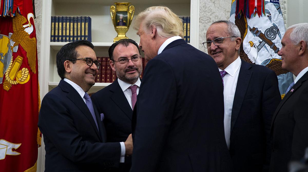 US, Mexico Trade Deal