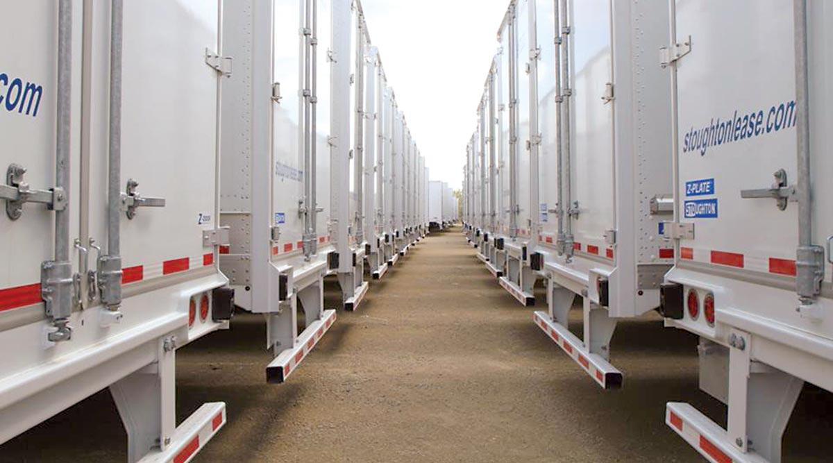 Stoughton trailer