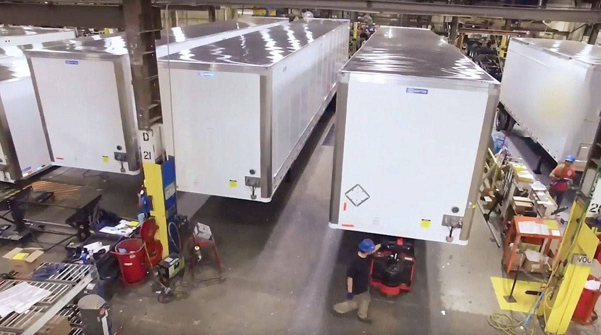 September Trailer Orders Shatter Record, ACT Research
