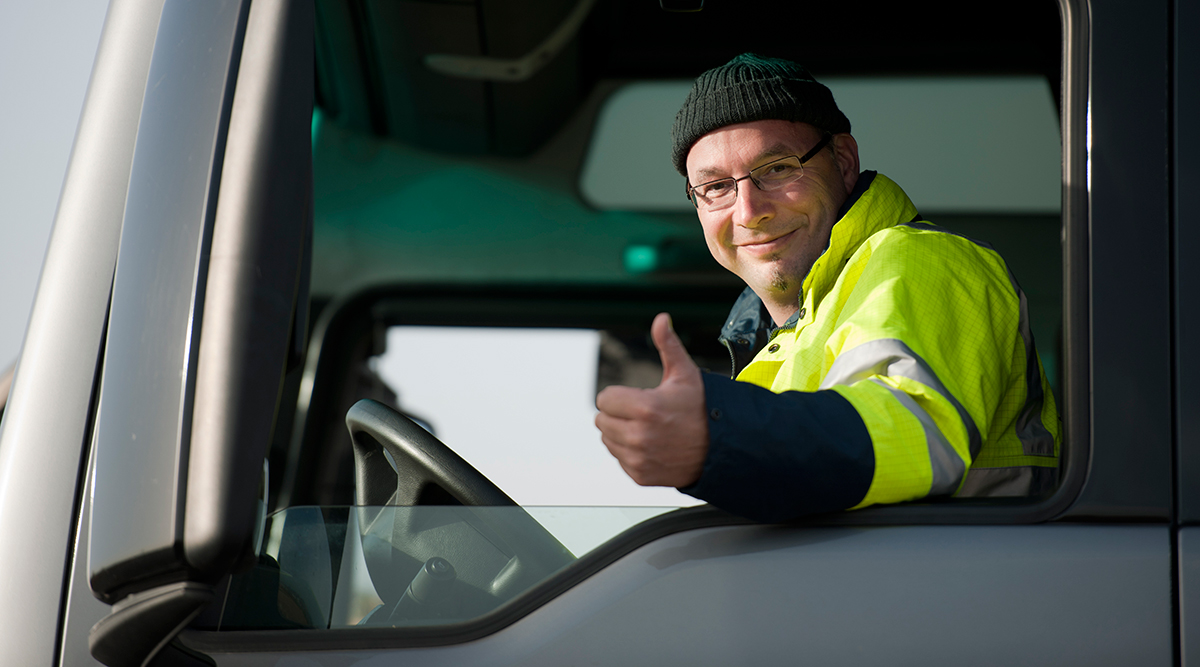 Two articles about the driver shortage!