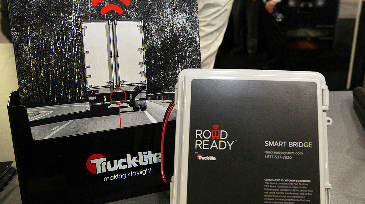 Truck-Lite Road Ready system