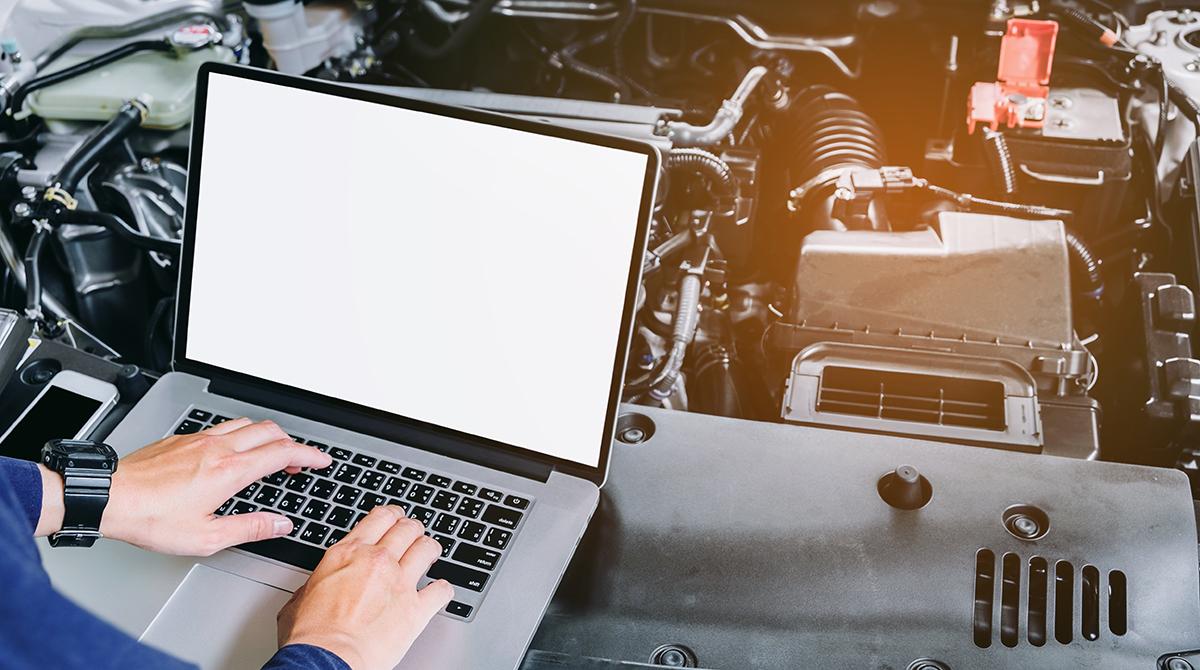 Truck repair technology