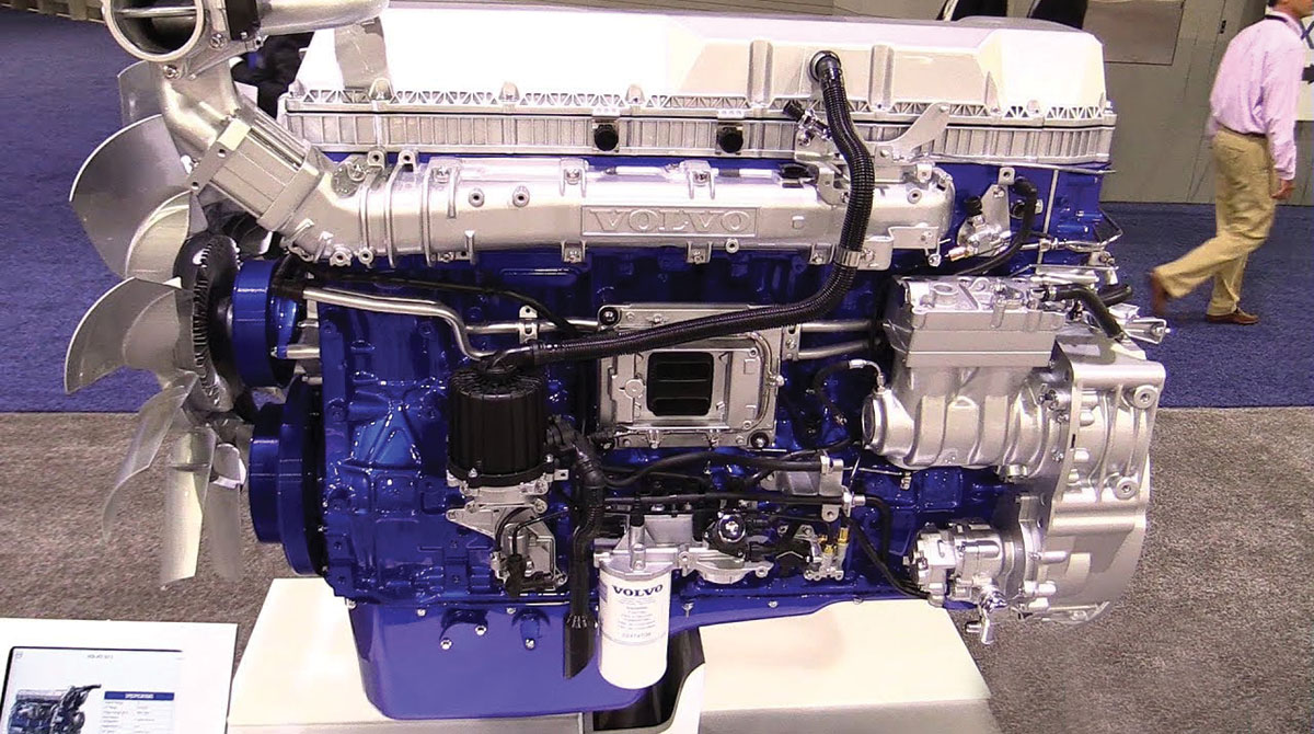 OEMs Mixed on Turbo Compounding | Transport Topics