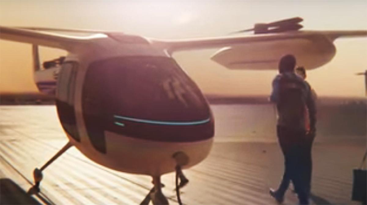 Japan's Flying-Car Plan