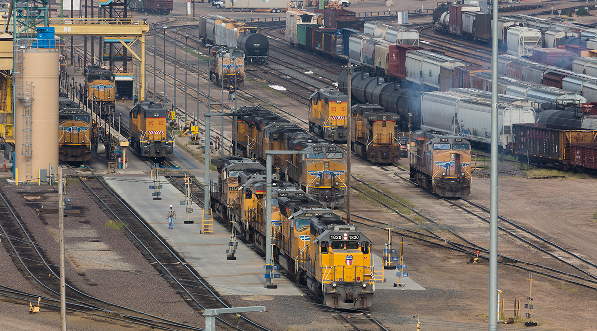 Union Pacific Has Cleared About 80% of Congestion, CEO Says