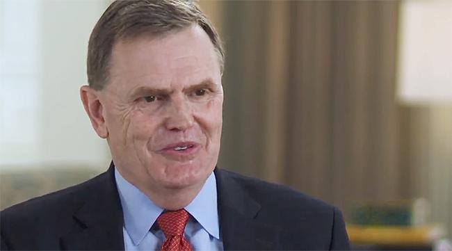 UPS CEO David Abney