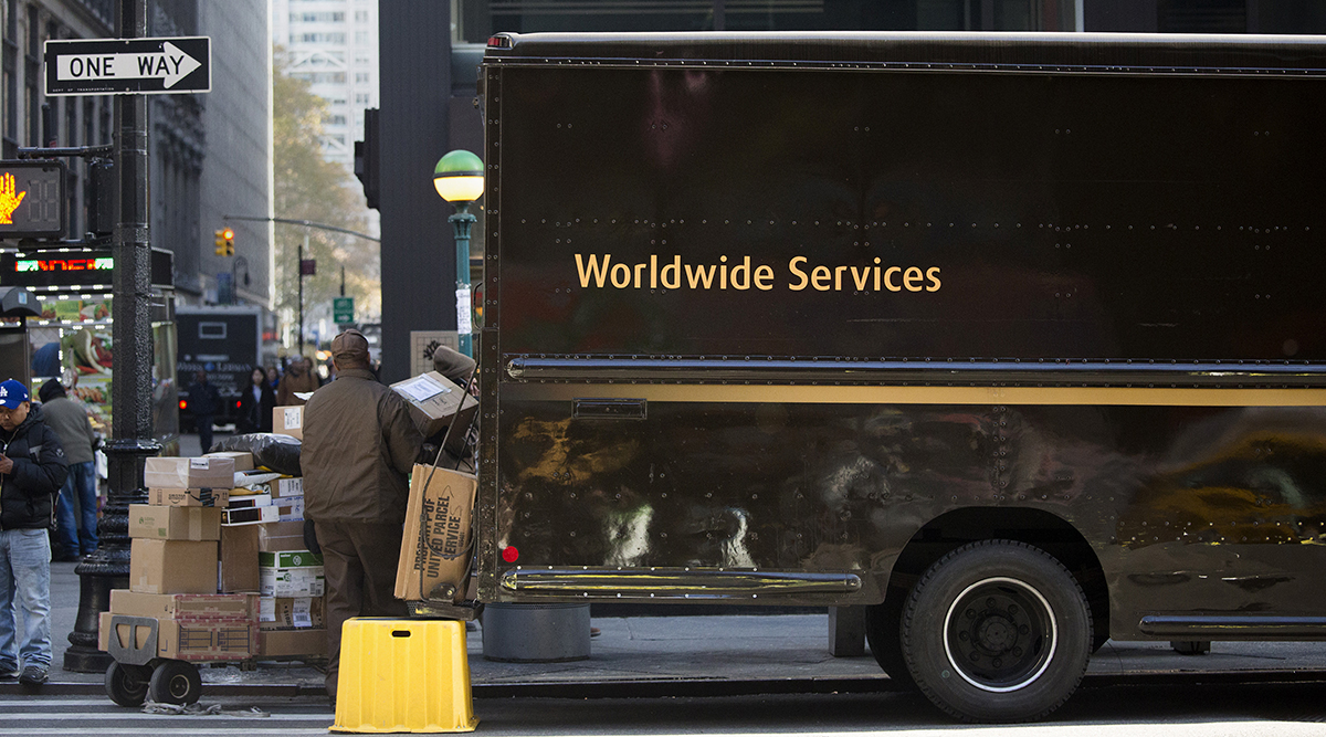 Ups Workers Authorize Union To Call First Strike Since 1997