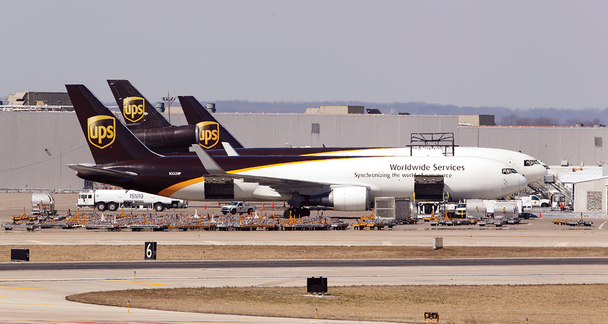 UPS Flight Dispatchers Vote to Authorize Strike as Contract