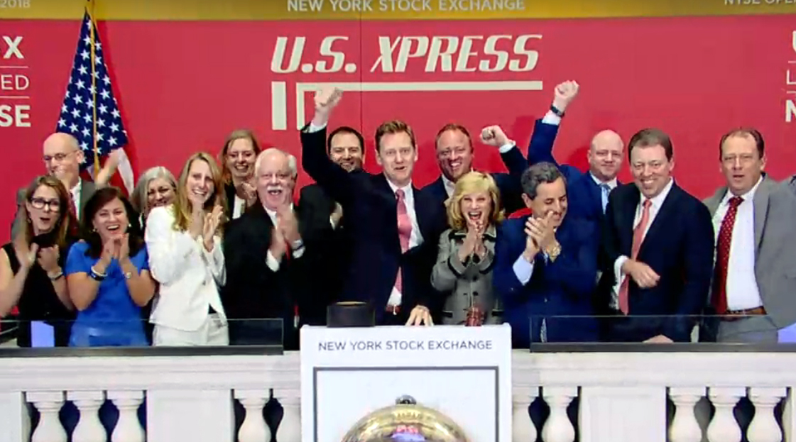 Us Xpress Raises Over 250 Million In Stock Issue Transport Topics