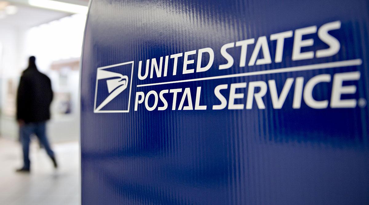 Postal Drop-box