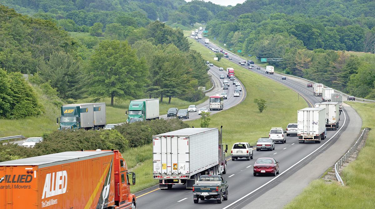 Virginia Interstate 81