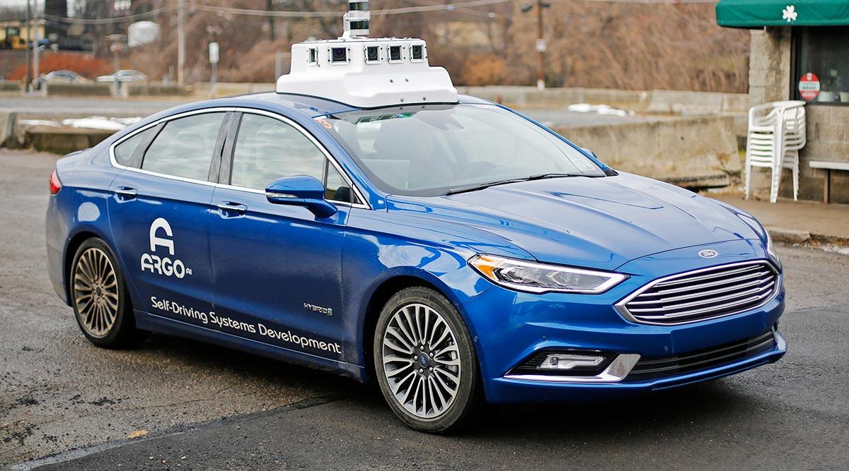 Argo Self-driving Car