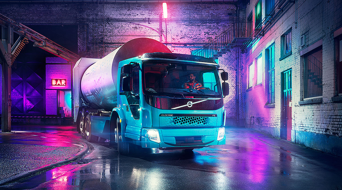 Volvo To Sell Electric Trucks In North America In 2020 Transport