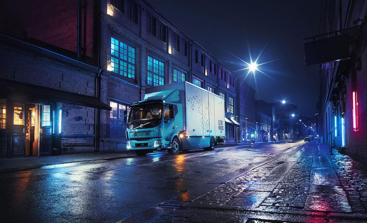 Volvo's new FL electric model