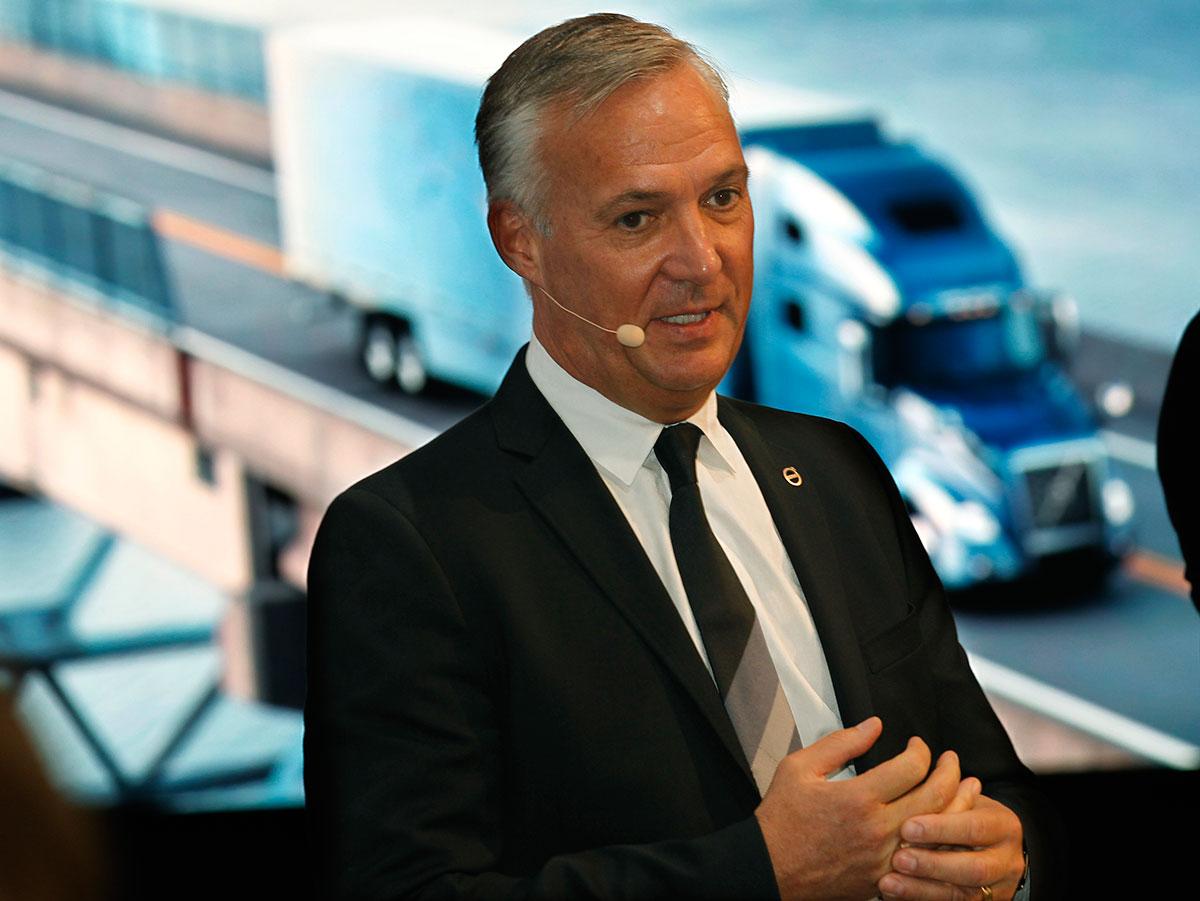VTNA President Nyberg