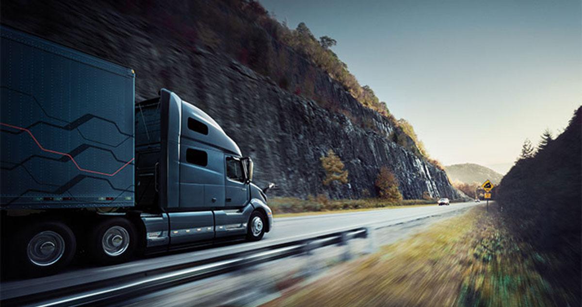 New Volvo VNL 760