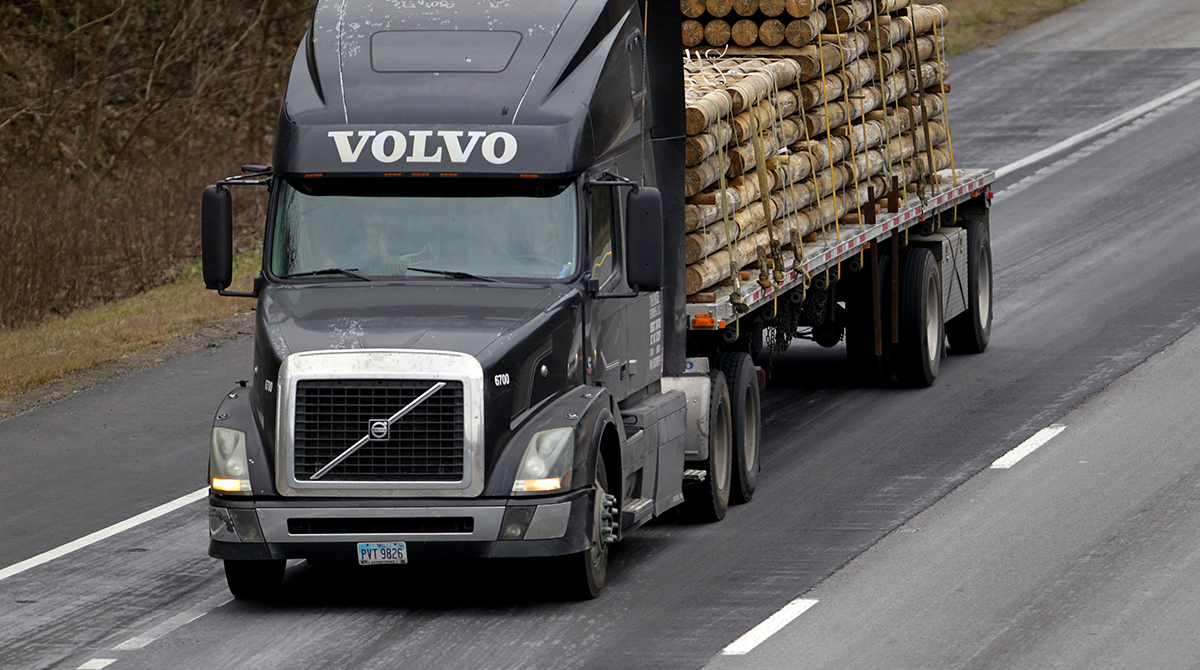 trucks volvo for sale