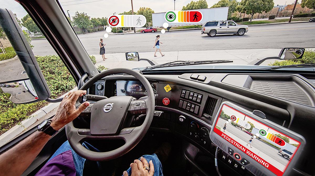 Perceptive Automata dashboard view