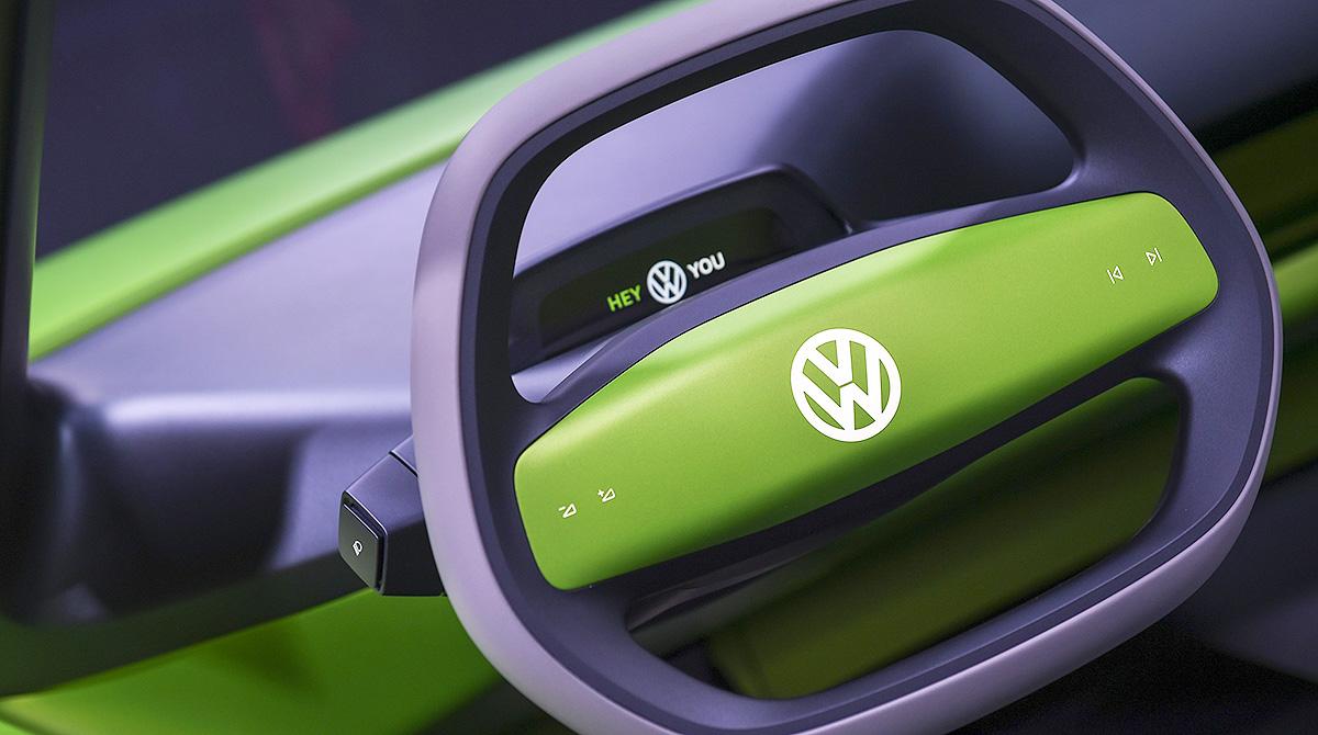 VW I.D. Buggy electric concept automobile