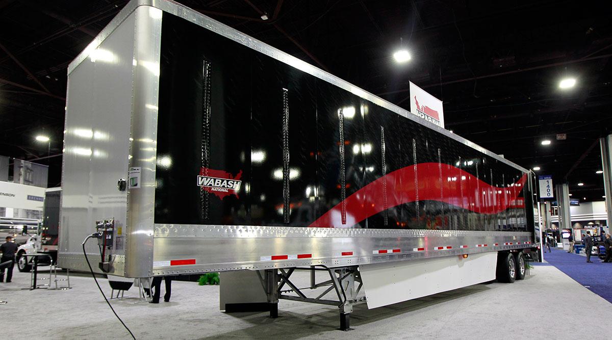 Wabash trailer