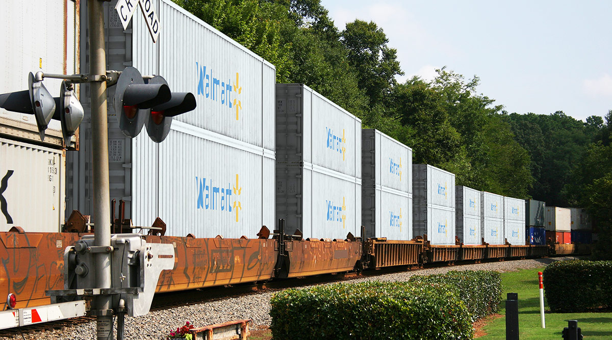 Walmart Expands Private Fleet Delivery, Adds New Intermodal