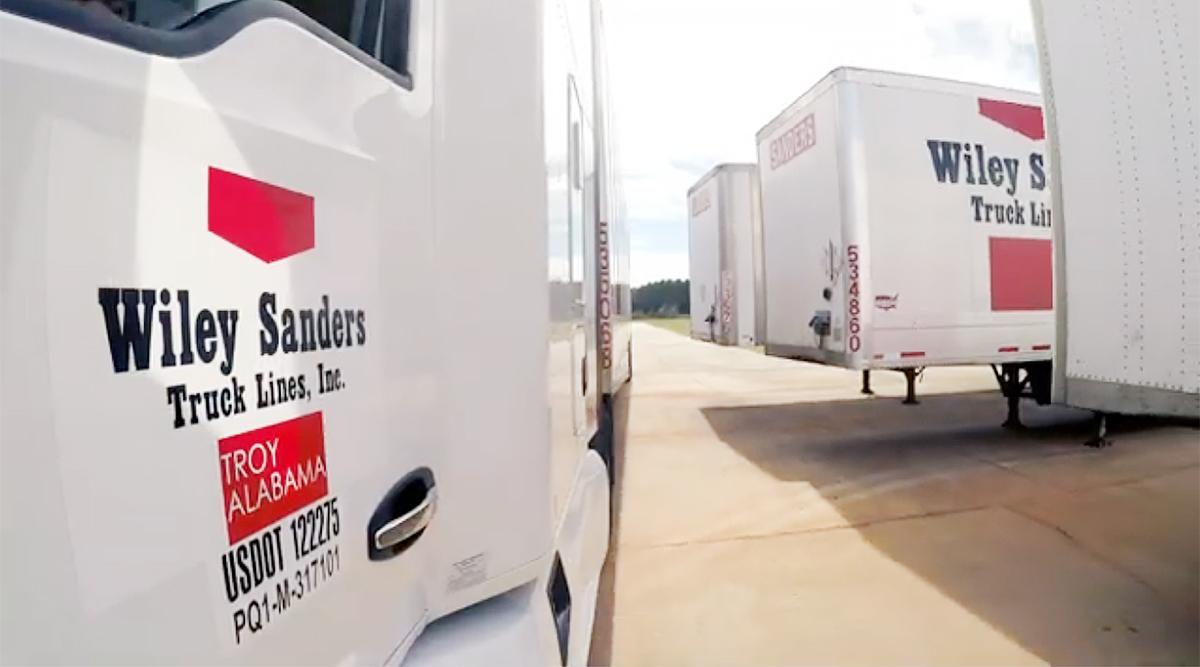 Wiley Sanders Truck Lines