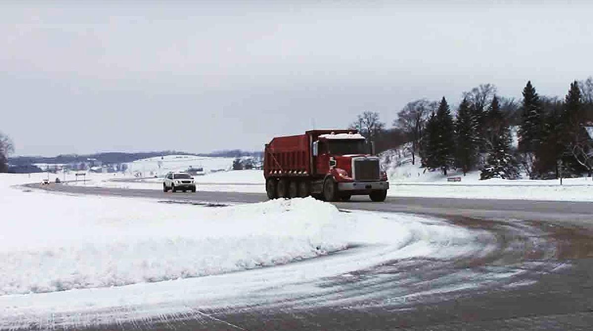 Frozen Road Rules