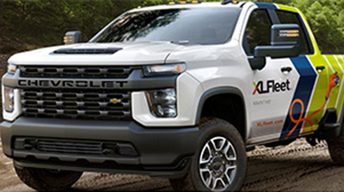 XL Fleet vehicle